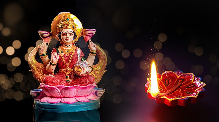 Lakshmi Puja At Office