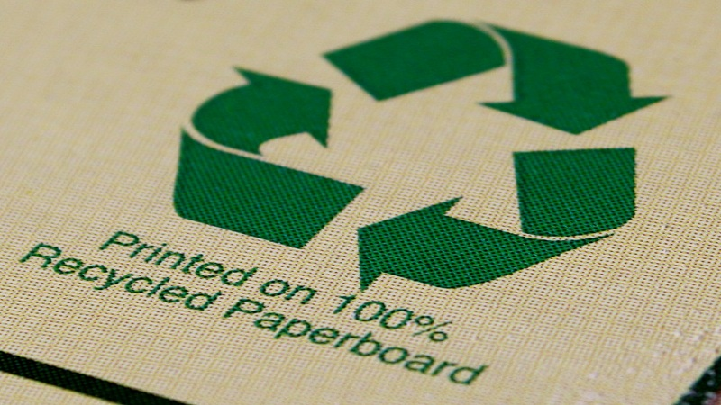 Recycled Product