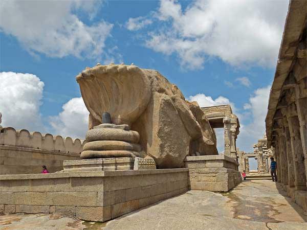 Lepkashi Temple