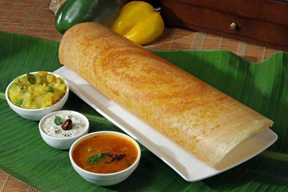 The South Indian Food