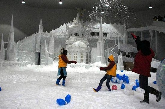 Snow City Bengaluru
