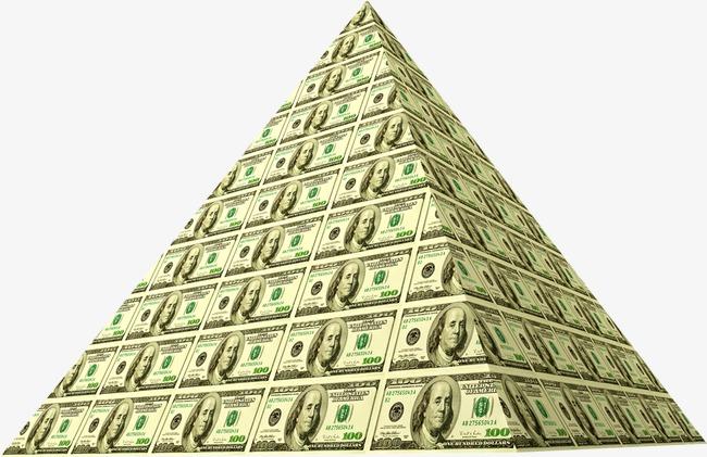 Pyramid Scheme or Ponzi Scheme