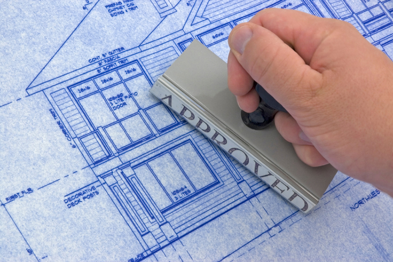 Building Approval Plan
